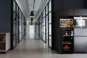 CoCoCafe咖啡自動販賣機-公共空間