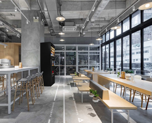 CoCoCafe無人咖啡機-餐廳業