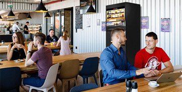 CoCoCafe無人咖啡機-無人咖啡機經營概念