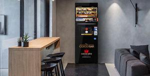 CoCoCafe咖啡自動販賣機-辦公室