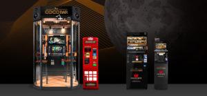 CoCoCafe咖啡自動販賣機-無人商店展店方案