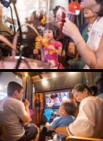 CoCoBar電話亭KTV-對比傳統KTV與新式KTV