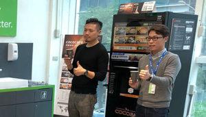 CoCoCafe無人咖啡機加盟-今日新聞