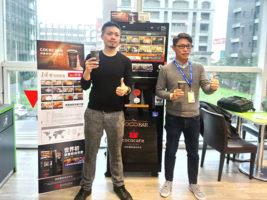CoCoCafe咖啡自動販賣機pchome新聞報導