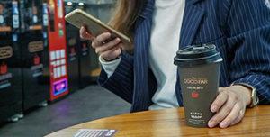 CoCoCafe無人咖啡機租賃-大花說